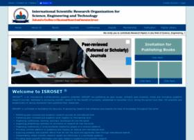 isroset.org