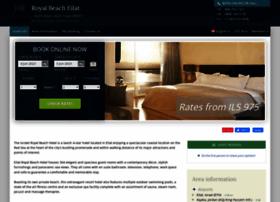 isrotel-royal-beach.hotel-rez.com