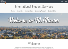 iss.mcmaster.ca