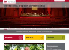 iss.unm.edu
