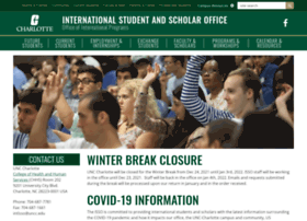 isso.uncc.edu