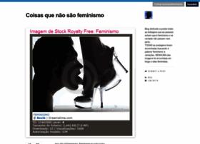 issonaoefeminismo.tumblr.com