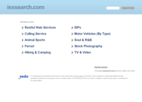 isssearch.com