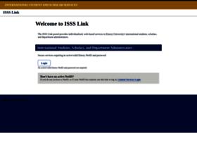 issslink.emory.edu