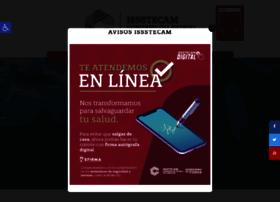 issstecam.gob.mx