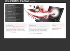 issuearticles.com