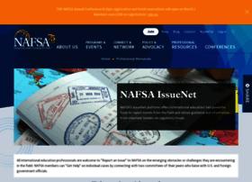 issuenet.nafsa.org