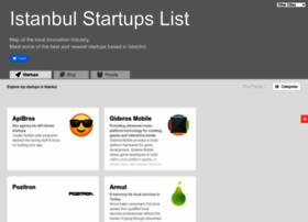 istanbul.startups-list.com