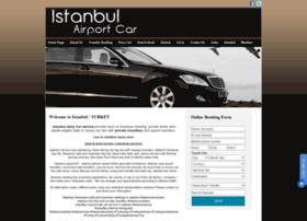istanbulairportcar.com