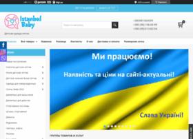 istanbulbaby.com.ua