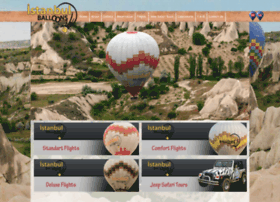 istanbulballoons.com