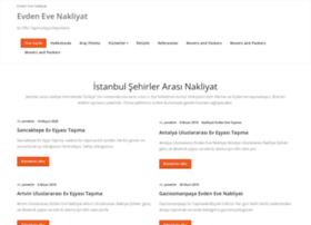 istanbulevdenevenakliyatt.com