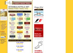 istanbulhotels.net