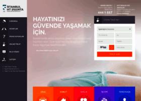 istanbulhtsigorta.com