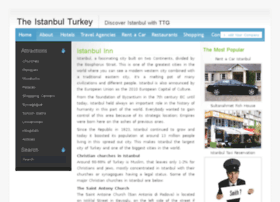 istanbul nightlife guide at Thedomainfo