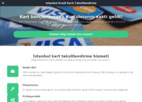 istanbulkredikartitaksitlendirme.net