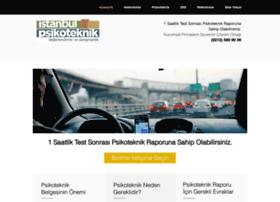 istanbulpsikoteknik.com