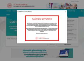 istanbulsaglik.gov.tr