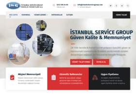 istanbulservicegroup.com