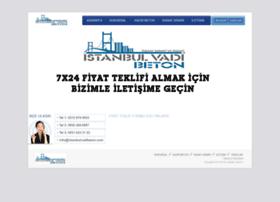 istanbulvadibeton.com