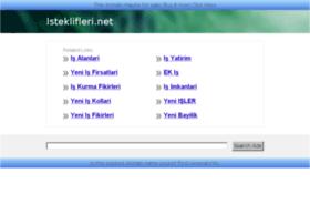 isteklifleri.net