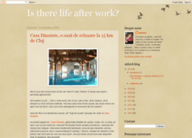istherelifeafterwork.blogspot.com