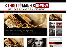 isthisitmodelsreview.com