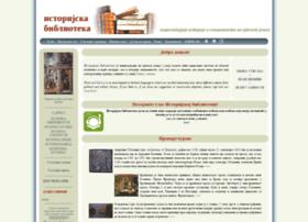 istorijskabiblioteka.com