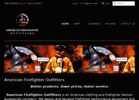 isupportfirefighters.com