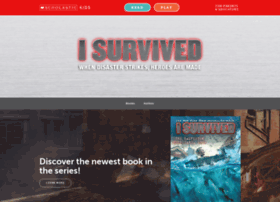 isurvived.scholastic.com