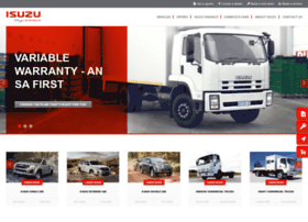 isuzu.co.za