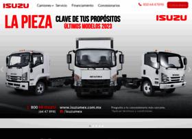 isuzumex.com.mx