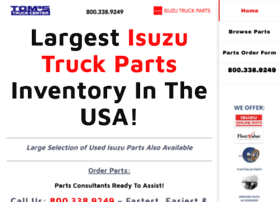 isuzutruckparts.com