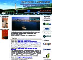 iswc2007.semanticweb.org