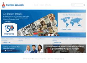 iswebdev.sherwin-williams.com