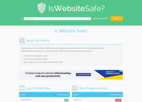iswebsitesafe.net