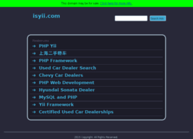 isyii.com