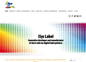 isys-label.com