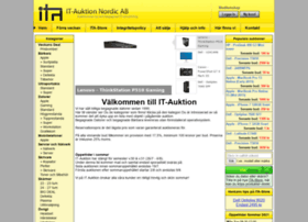 it-auktion.se