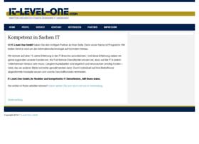 it-level-one.com