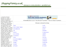it-products.shoppingvariety.co.uk
