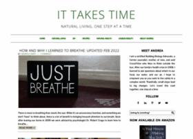 it-takes-time.com