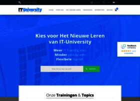 it-university.nl