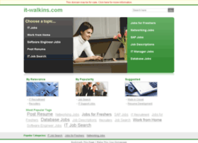 it-walkins.com