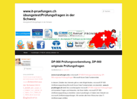 it-zertifizierungen.ch