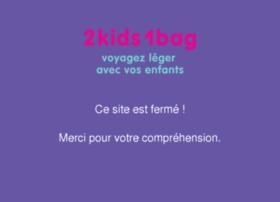 it.2kids1bag.com