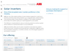 it.abb-solarinverters.com