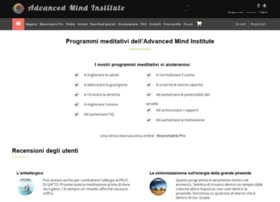 it.advanced-mind-institute.org
