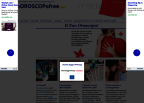 it.horoscopofree.com