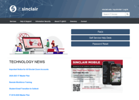 it.sinclair.edu